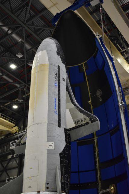 La Fuerza Espacial de Estados Unidos lanza la sexta misión del X-37B