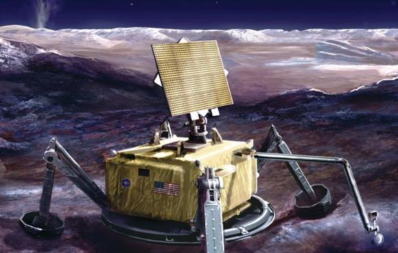 Europa Lander: ¿aterrizando en una luna de Júpiter en 2035?