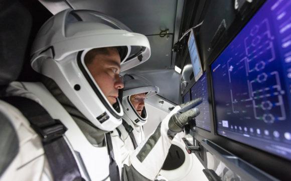 Misión Crew Dragon DM-2: la vuelta de Estados Unidos al espacio después de nueve años