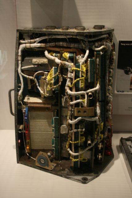El ordenador de la Gémini: el primero en el espacio