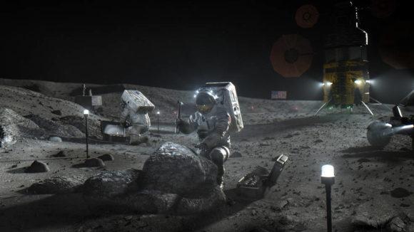 Cómo poner una mujer en la Luna en 2024: cambios en la arquitectura del programa Artemisa de la NASA