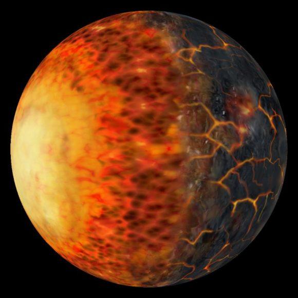 TOI-849b: un exoplaneta rocoso del tamaño de Neptuno