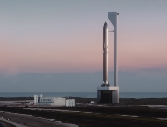La hora del Super Heavy de SpaceX