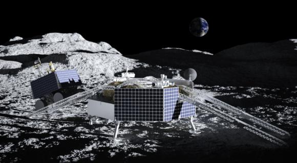El programa CLPS de la NASA sigue adelante: el módulo lunar Griffin y el rover VIPER