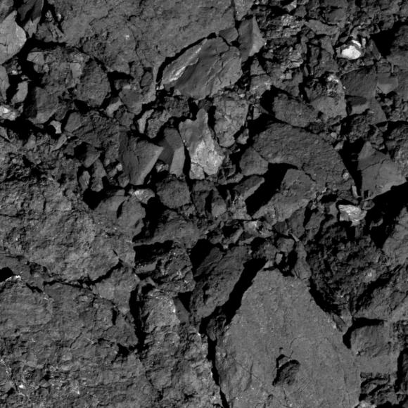 Bennu y Ryugu: historia de dos asteroides
