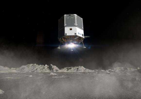 EL3, el módulo lunar de la ESA
