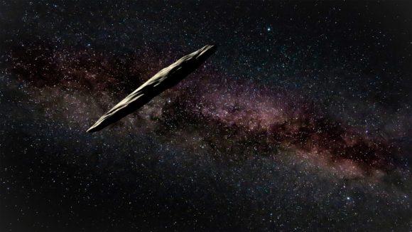 ¿Es 'Oumuamua un iceberg interestelar de hidrógeno?