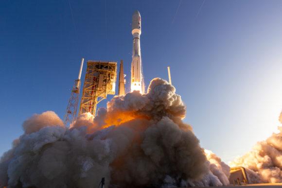 Despegue del rover Perseverance de la NASA rumbo a Marte