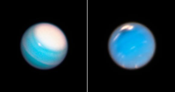 ¿Y si Neptuno fuese en realidad un gigante de roca en vez de un gigante de hielo?