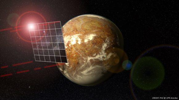 ¿Podríamos detectar una sonda alienígena que se acerque al sistema solar a velocidades sublumínicas?
