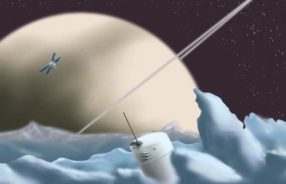 Orbilander y SILENUS, dos propuestas de sondas para estudiar la habitabilidad de Encélado