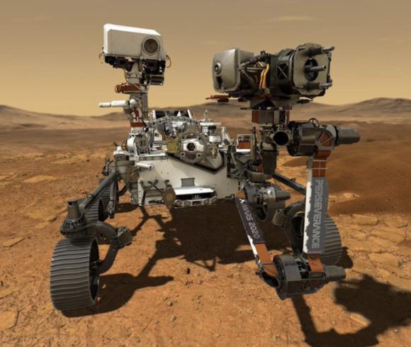 Perseverance y Curiosity: dos rovers marcianos gemelos con objetivos diferentes