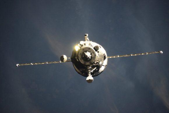 Progress MS-15: récord en el acoplamiento con la ISS