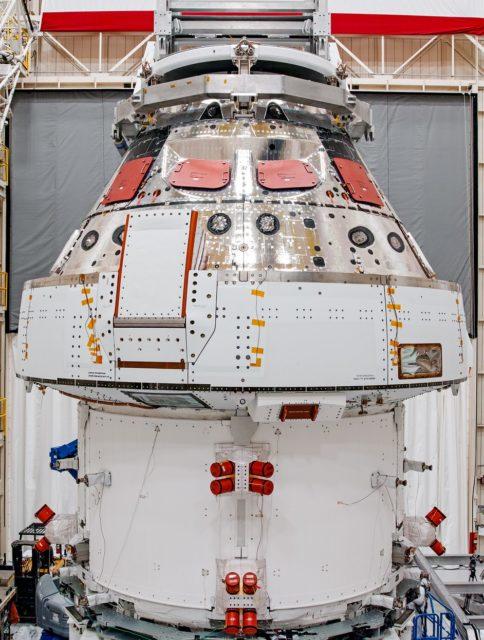 ¿Cuánto le cuesta la nave Orión a la NASA?