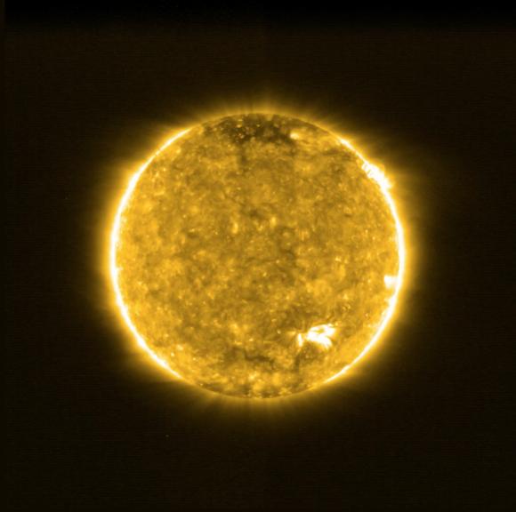 Las primeras imágenes de Solar Orbiter