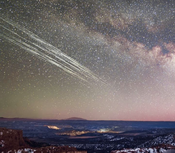 Las megaconstelaciones de satélites y su impacto en la astronomía profesional: ¿todavía estamos a tiempo?