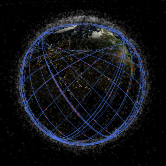 Starlink contra Kuiper, la nueva megaconstelación de Amazon
