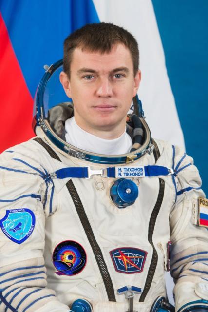 Nikolái Tíjonov, el cosmonauta maldito