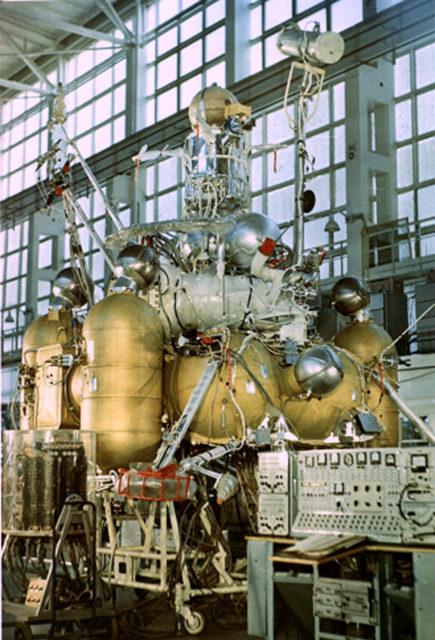 Un pedazo de la Luna en la URSS: medio siglo del Luna 16