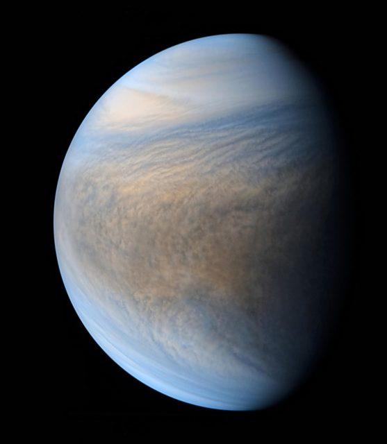 ¿Vida en la atmósfera de Venus? El misterio del fosfano en el planeta gemelo de la Tierra.