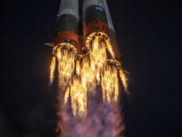 Lanzamiento de la Soyuz MS-17 y acoplamiento con la ISS en tres horas