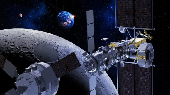 La contribución europea a la estación lunar Gateway