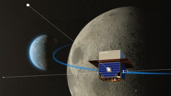 DAPPER, una sonda en la cara oculta de la Luna para estudiar la Era Oscura del Universo
