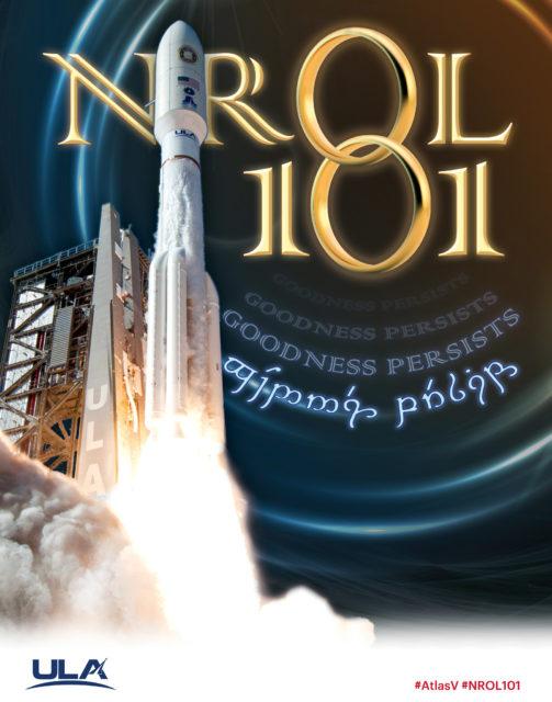 Lanzado el misterioso satélite militar NROL-101
