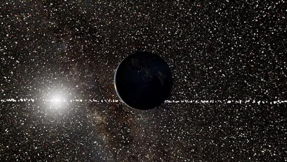 ¿Desde cuántas estrellas se puede detectar la Tierra por el método del tránsito?