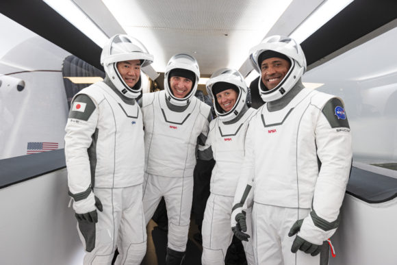 La Crew Dragon Resilience despega a la ISS en la misión Crew 1