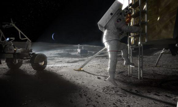 2020-2030: la década de la exploración lunar