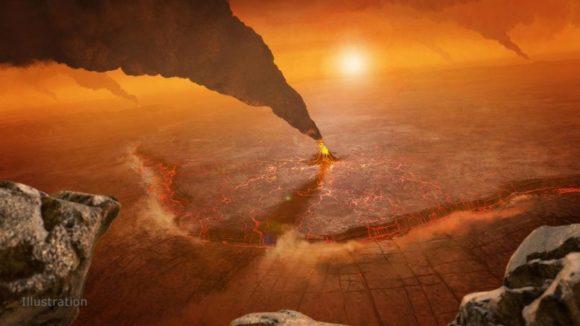 ¿Es más habitable un planeta cuanto más uranio tenga en su interior?