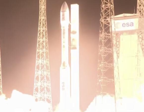 Informe del accidente de la misión VV17 del cohete Vega: ¿por qué se perdió el satélite español Ingenio?
