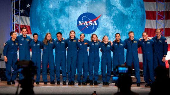 Los próximos astronautas de la NASA que viajarán a la Luna