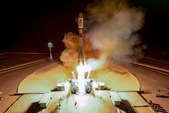 El retorno de la megaconstelación OneWeb: 36 satélites lanzados desde Voctochni mediante un Soyuz-2.1b
