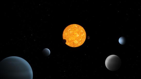TOI-178 y TYC 7037-89-1: dos sistemas estelares muy curiosos