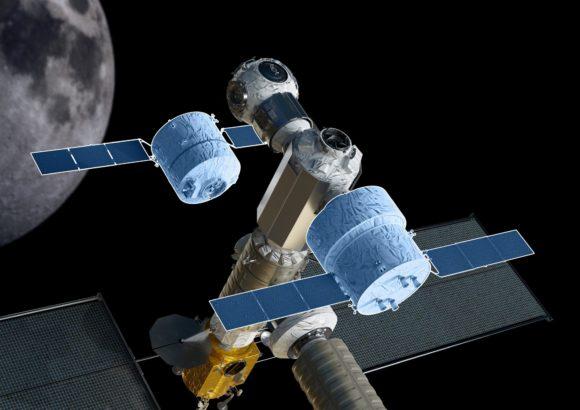 Moon Cruiser: un carguero europeo para la estación lunar Gateway
