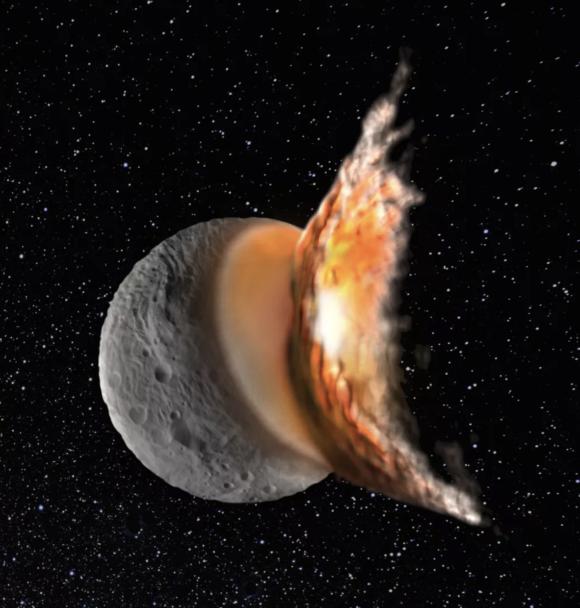 Sondas a la Luna, Vesta y Marte para determinar la historia del sistema solar
