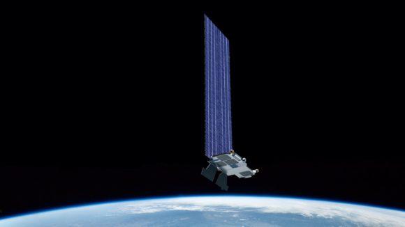 Los satélites VisorSat de SpaceX: malas noticias para los astrónomos
