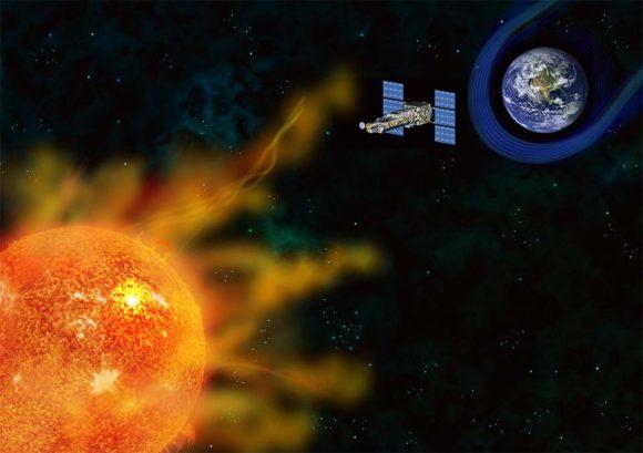 Misiones de India, China y Japón para estudiar el Sol