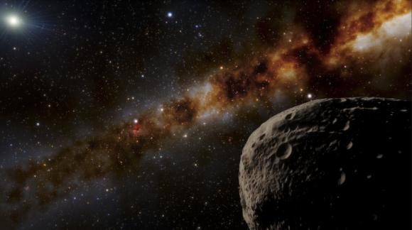 Farfarout y los límites del sistema solar