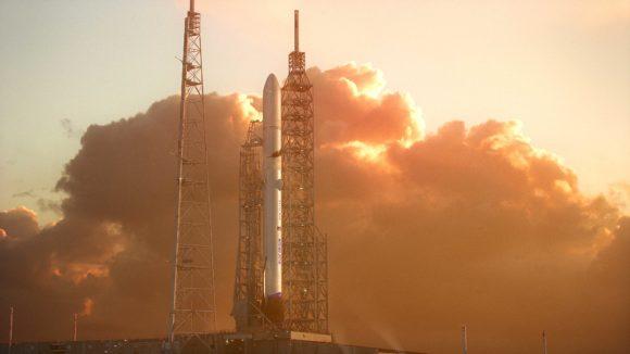 Blue Origin y su cohete New Glenn: el gigante dormido