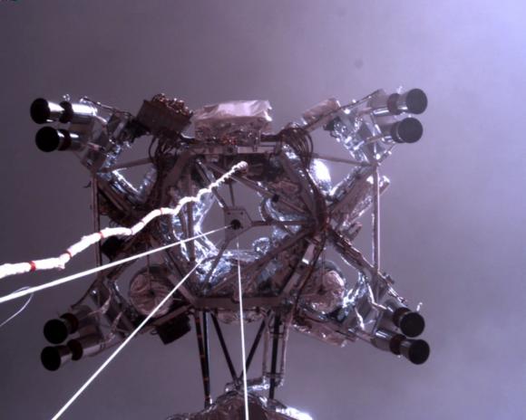 Tango Delta: cómo aterrizó Perseverance en Marte