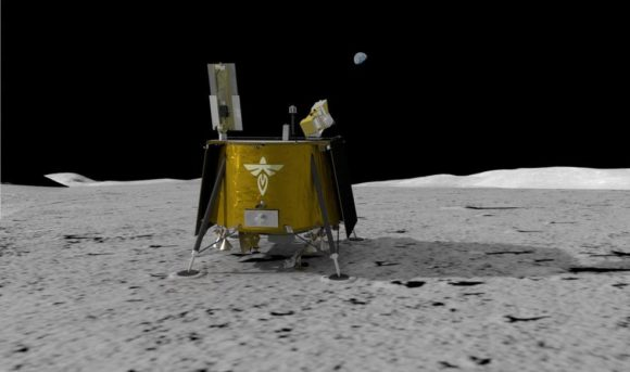Blue Ghost, otro módulo lunar de bajo coste para explorar la Luna