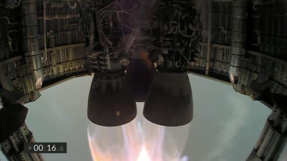 La explosión invisible de la Starship SN11