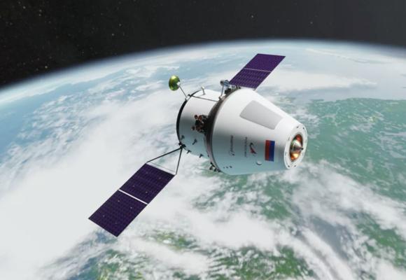La nave Orlyonok y los nuevos planes lunares rusos