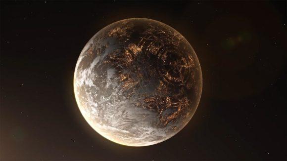 La huella cósmica de los tecnomarcadores alienígenas