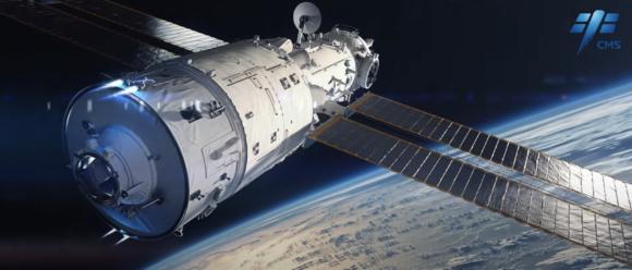 Puesto en órbita el Tianhe, el primer módulo de la estación espacial permanente de China