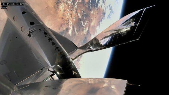 El regreso de SpaceShipTwo y el debate sobre la frontera del espacio