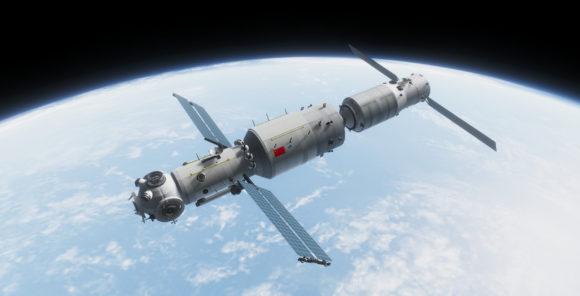 Lanzamiento del carguero Tianzhou 2 y acoplamiento con el módulo Tianhe